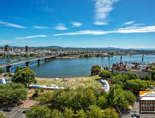 Portland, Oregon 2018